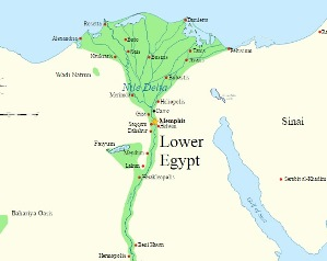 LOWER-EGYPT
